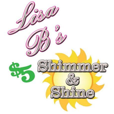 Lisa B's Shimmer & Shine