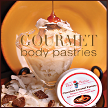 GOURMET BODY PASTRIES